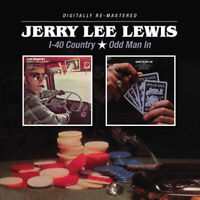 Jerry Lee Lewis - I-40 Country/Odd Man In [Remastered] (2015)  CD NEW SPEEDYPOST