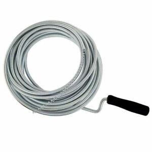 3M Long Flexible Wire Sink & Drain Cleaner Unblocker Kitchen & Bath Pipe Cleaner