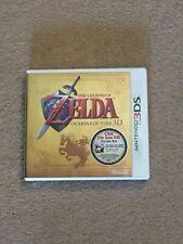 The Legend Of Zelda Ocarina of Time 3D - Pre-sale Box