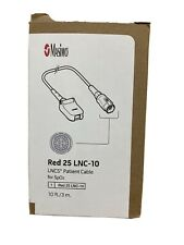 Masimo LNCS Patient Cable Red 25 LNC10 *brand new