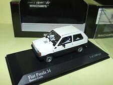 FIAT PANDA 34 1980 Blanc MINICHAMPS 1:43