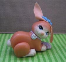 VTG Littlest Pet Shop 1995 HOP N & HIDE BUNNIES RABBIT REPLACEMENT lop earred
