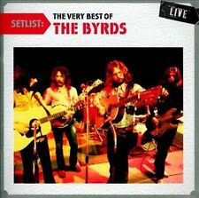 THE Very Best Of The Byrds Live CD NEW