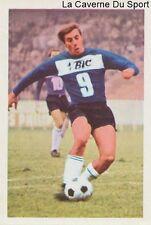 N°170 MICHEL PROST # PARIS.FC STICKER AGEDUCATIF FOOTBALL MATCH 1973
