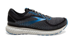 AUTHENTIC Brooks Glycerin 18 Black Blue Running Shoe Men size