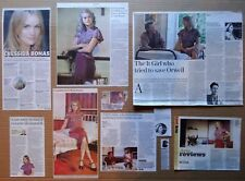 Mrs Orwell -  Theatre clippings/reviews - Cressida Bonas