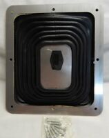 Spectre 6284 Universal Large Shifter Boot Rubber Aluminum Plate Super Boot