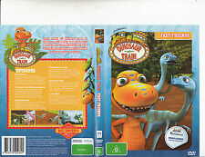 Dinosaur Train:Fast Friends-12009/13-TV Series USA-6 Episodes-DVD