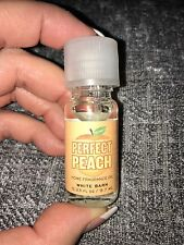 NEW BATH & BODY WORKS - PERFECT PEACH - HOME FRAGRANCE OIL - LAST ONE!!