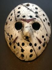 Custom Jason Friday The 13th Type Mask Prop Horror Halloween Costume