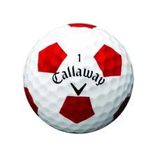 24 Callaway Chrome Soft Truvis Mix AAAA Near Mint Used Golf Balls