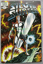 Silver Surfer #1 Vol 2 1982 1-Shot - Iconic John Byrne Cover VERY NICE BIG PICS!