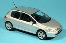 PEUGEOT 307 XSI Norev ARGENTO 1:43