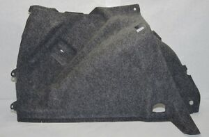 Seitenverkleidung VW Golf 5 6 VI Kofferraumverkleidung links 1K6867427AR Orig.