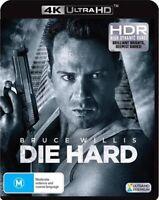 Die Hard - 30th Anniversary Edition UHD : NEW 4K ULTRA HD Blu-Ray