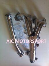 Peugeot 206 1,6 16V collecteur inox sport tuning