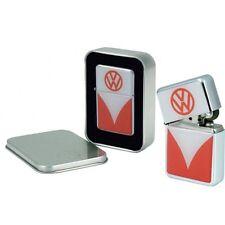 Official Funky Retro Red VW Campervan Wind Resistant Cigarette Lighter - Boxed
