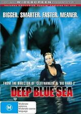 Deep Blue Sea (DVD, 2006)