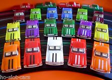 65 Ford Mustang Coupe 1965 MoDEL MoToRING TJet SLoT CaR Body   21 Color Choice