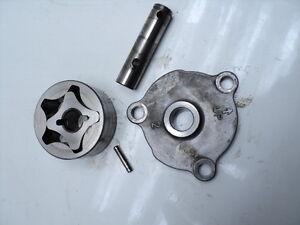 Kawasaki Mule AF450 AF 450 #1284 Oil Pump Assembly