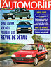 magazine automobile: L'automobile N°540 juin 1991