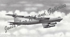 "B-52H Stratofortress ""Flight of the BUFF"" Giclee & Iris Prints by Willie Jones"