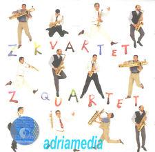 Zagrebacki kvartet SAKSOFON CD Quartet Bach Debussy Piazzolla Bordel String Cro