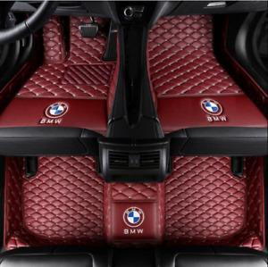 Car floor mat for BMW 5 E60/61,F10/F11,F07,F90,G30,G31 left/right hand drive