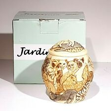 Cats Galore Cast Resin Pet Cremation Urn Jardinia New