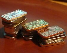 17 Different 1 Gram 999 Bullion Bars - The Most Complete Collection Available