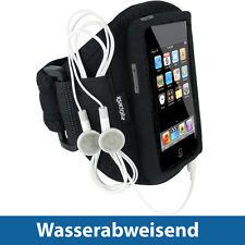 Schwarz Sport Armband für iPod Touch 2G 3G 4G 2/3/4te Gen Jogging Fitness Tasche