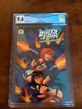 DIRTY PAIR Run from the Future #3 CGC 9.6 BRUCE TIMM  Variant NM+