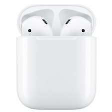 Apple Airpods 2nd Generation Earbuds with Charging Case