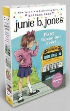 Junie B. Jones's First Boxed Set Ever! by Barbara Park (English) Boxed Set Book