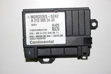 2011 MERCEDES W204 Classe C / POMPE À CARBURANT MODULE DE COMMANDE a2129003408