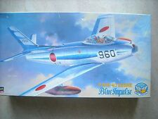 HASEGAWA-1/48-#PT15-F-86F-40 SABRE BLUE IMPLULSE