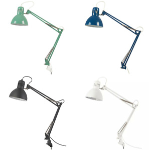 NEW IKEA TERTIAL Work Lamp Adjustable Arm Table Lighter Desk Study Office Lamp
