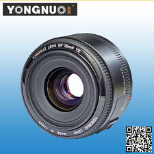 Yongnuo  Wide-Angle EF 35mm F2 1:2 AF/ MF Prime Lens for Canon EOS Camera