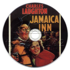 Jamaica Inn (1939) Alfred Hitchcock Adventure, Crime Movie / Film on DVD