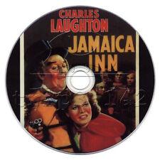 Jamaica Inn (1939) Alfred Hitchcock Adventure, Crime Movie / Film on DVD