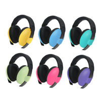 Baby Kids Anti Noise Earmuffs Ear Defenders Noise Reduction Sleep Muff