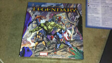 Legendary Marvel Deck Building Game Complete Set+ Dark City expansion (no box)