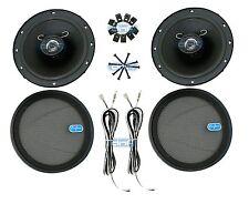 """DNF 1 Pair 2 Way 6-1/2"""" 6.5"""" Slim Speakers 240 Watts Maximum Power- SHIPS FREE"""