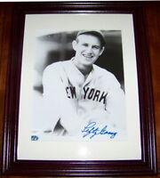 ONE TIME SALE! Lefty Gomez Signed Autographed Framed Baseball Photo JSA COA!