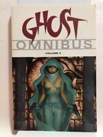 GHOST Omnibus Vol 2 by Eric Luke (2009 Dark Horse) NEW UNREAD