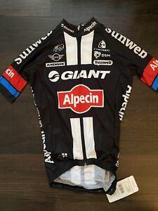Giant Alpecin Van De Haar Etxeondo Short Sleeve Jersey XS Tour