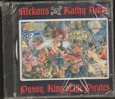 MEKONS Pussy King of the Pirates NEW SEALED CD Kathy Acker