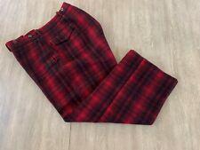 Woolrich 100% Wool Hunting Pants