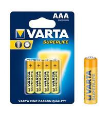 Pile Zinc Carbone Varta LR3 (AAA) SuperLife