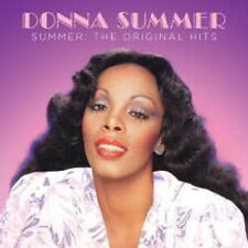 Donna Summer - Summer: The Original Hits - New CD - Released 18th May 2018
